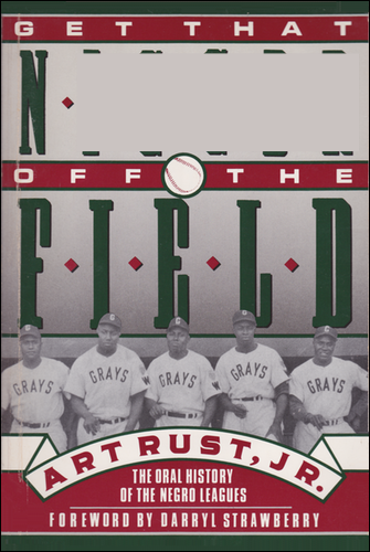 Our book about the Negro Leagues, baseball's greatest and least known.